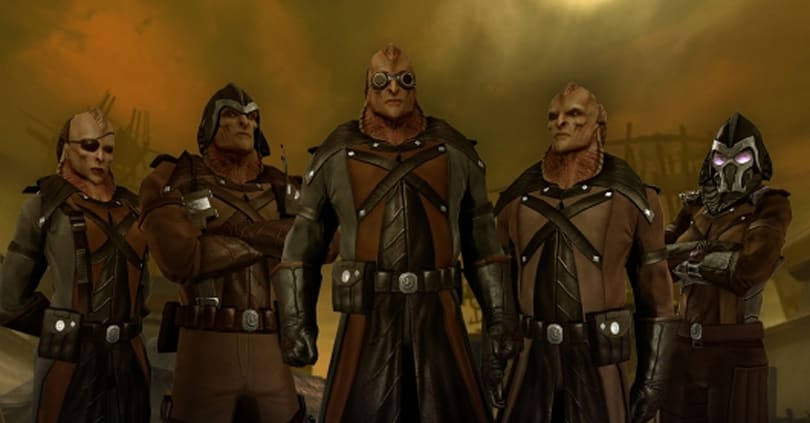 Star Trek Online restores players flagged for exploits