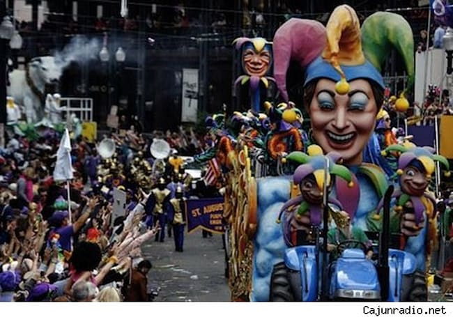 5 Apps for Mardi Gras