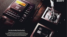 Sony MiniDisc Walkman to stop spinning in September (video)