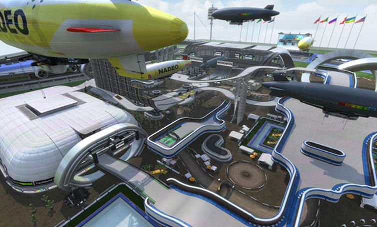 Ubisoft acquires TrackMania dev to build online cred