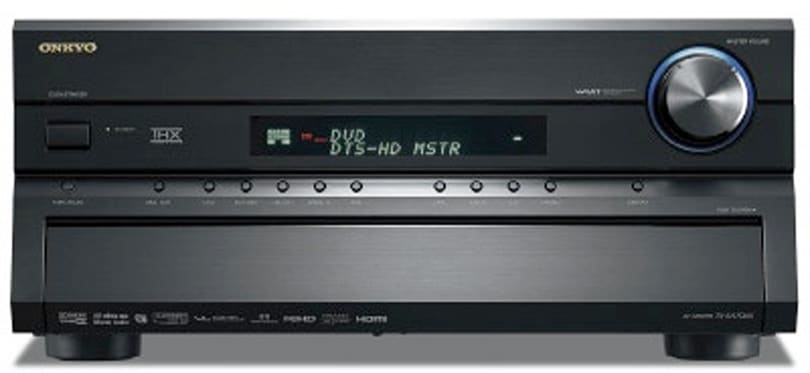 Onkyo Japan regains its senses, offers TX-SA706X receiver in basic black