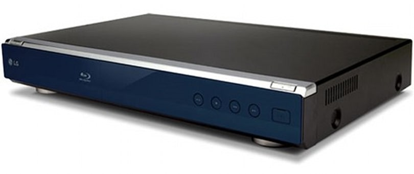LG's WiFi-enabled, DivX-friendly BD390 Blu-ray player now shipping