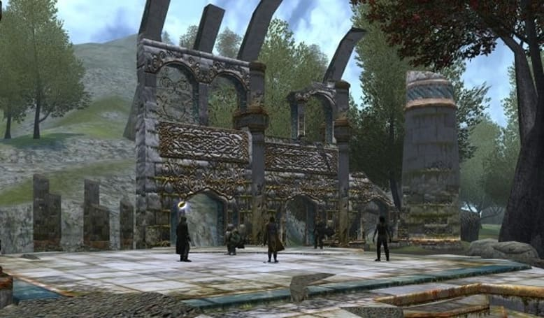 LotRO's devs have some real estate in Enedwaith to sell you