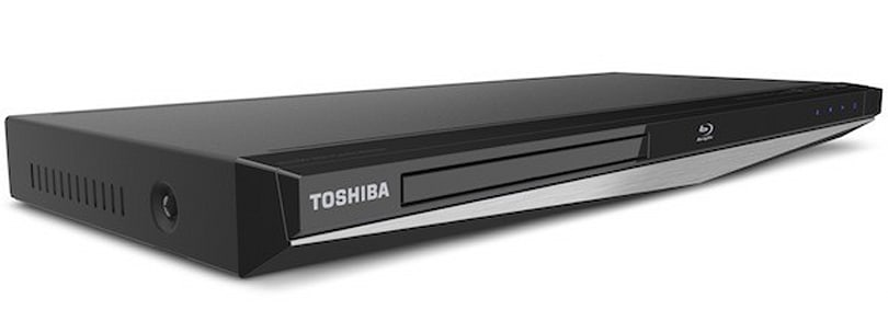 Toshiba's to release four new Blu-ray players in 2012