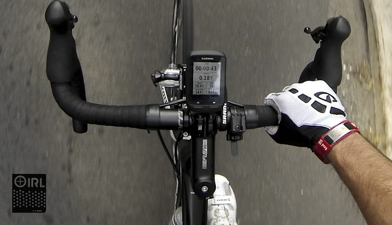 IRL: Tracking bike rides with the Garmin Edge 510
