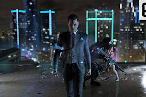 David Cage talks about Detroit at E3 2016