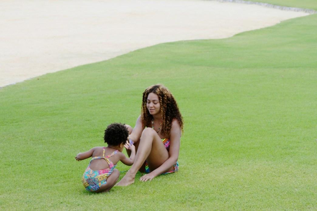 Look like Beyonce at Coachella in a Mara Hoffman bikini (and a skirt)
