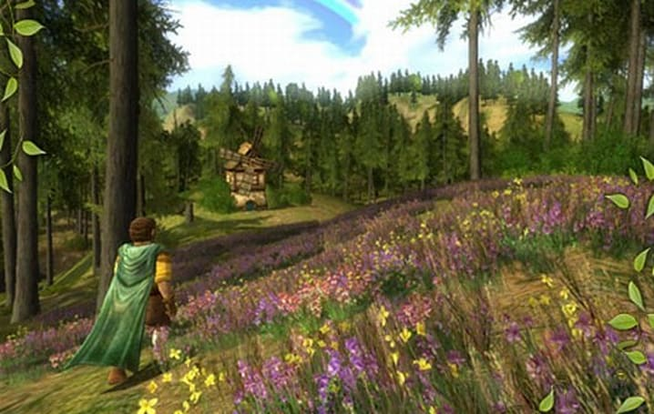 Find a little bit of Lord of the Rings Online all across Europe