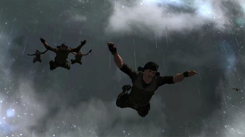 Ubisoft drops The Expendables 2 Video Game on XBLA, PSN and PC