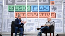 We're live at SXSW's Al Gore on The Future panel