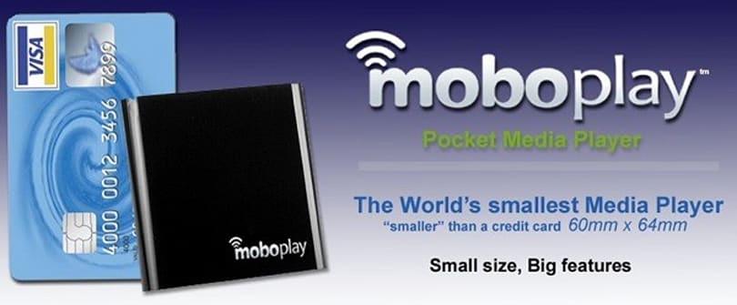 Moboplay: allegedly the world's smallest 1080p media player... allegedly