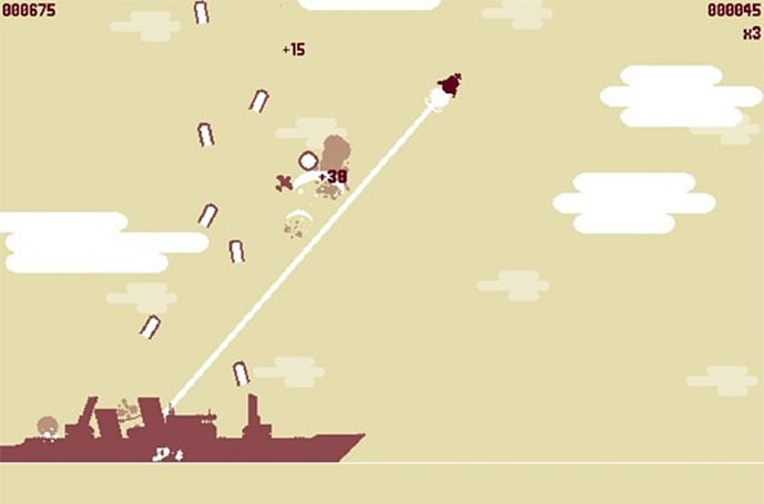 Luftrausers clone dev shoots back at Vlambeer