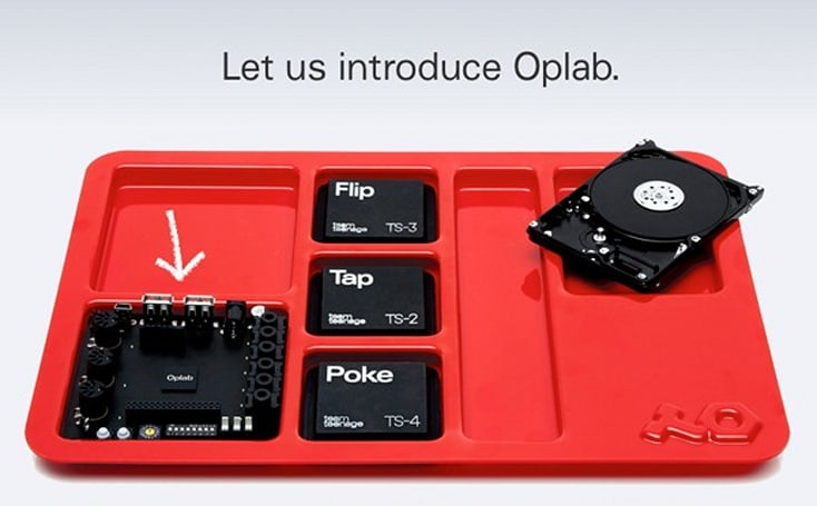 Teenage Engineering introduces Oplab musical prototyping platform