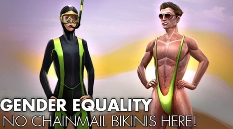 Funcom yanks mankini costume from The Secret World
