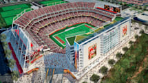 Facebook alumni plan WiFi network to support 68,500 fans at 49ers' stadium