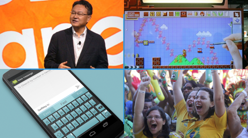 Engadget Daily: an interview with Shuhei Yoshida, a social guide to the World Cup and more!