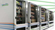 Horizon vending machines set to track students' snack habits