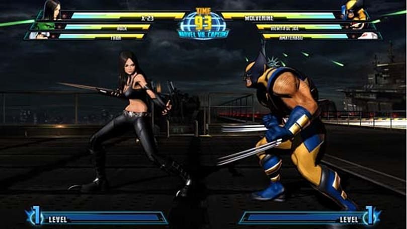 Marvel vs. Capcom 3 lineup joined by X-23