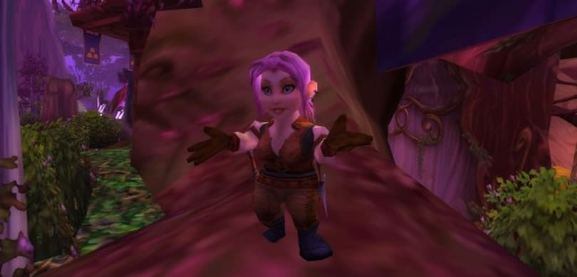 For Gnomeregan! Who's your daddy?