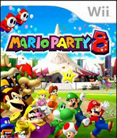 Mario Party 8 recalled in Europe