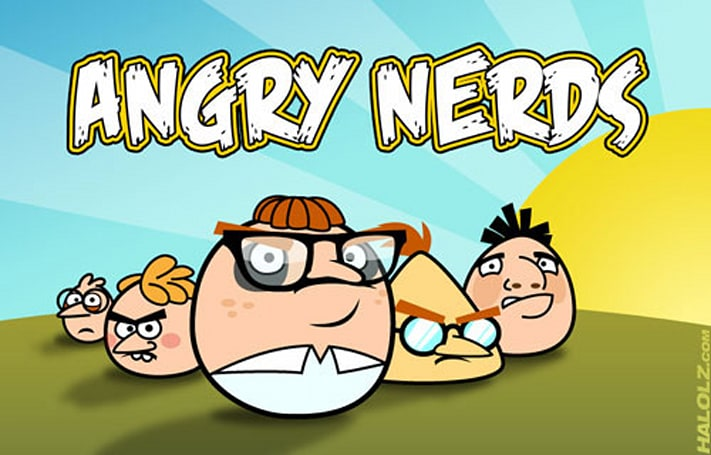 Switched On: Angry Nerds