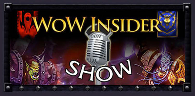 WoW Insider Show live tomorrow afternoon