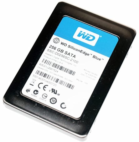 WD's first SiliconEdge Blue SSD launches, gets reviewed