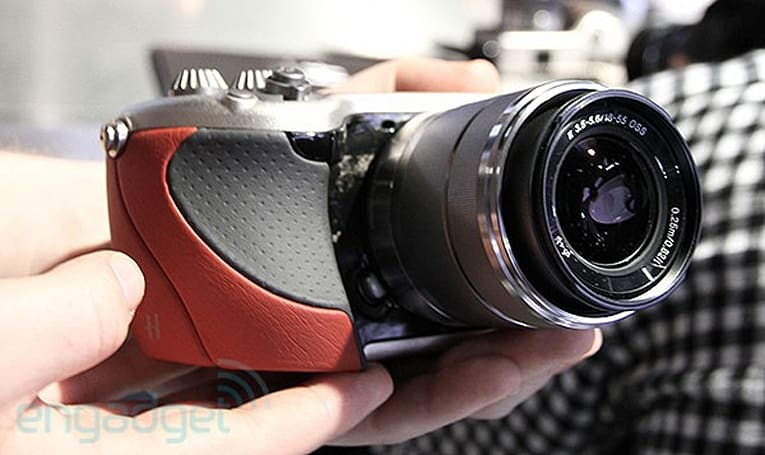 Hasselblad Lunar mirrorless camera hands-on