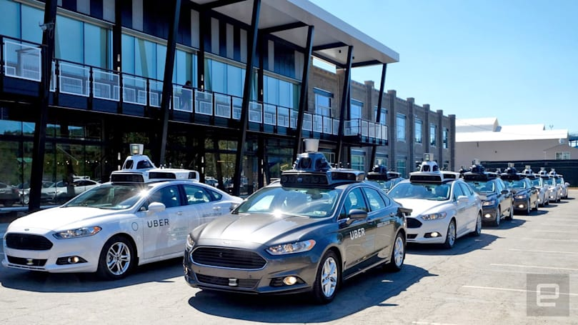 Uber plans Detroit facility so it can collaborate with automakers