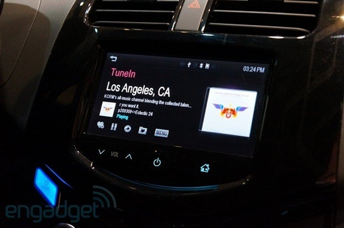 Live from the Engadget CES Stage: an interview with GM's Phil Abram (update: video embedded)