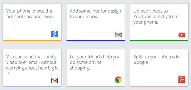 Google launches Tips to help you get more out of Gmail and its other services