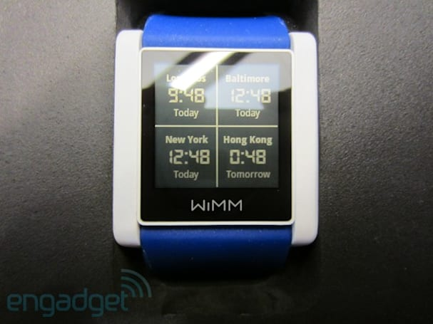 WIMM Labs introduces tiny wearable computer platform, we go hands-on