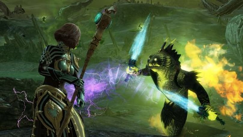 Today's Guild Wars 2 update summons the Tower of Nightmares