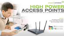 Amped Wireless announces APA-20 long-range access point