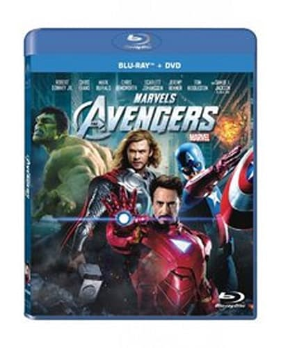 Marvel's The Avengers (Two-Disc Blu-ray/DVD Combo)