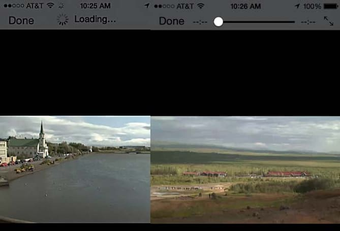 Webcam Iceland provides a nice tour of a place few of us will ever see