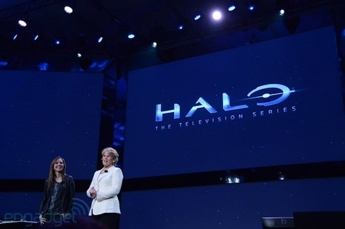 Variety: Microsoft finds a co-op partner in Showtime for Halo TV series