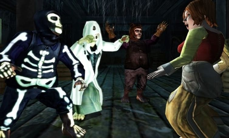 The Perfect Ten: Halloween MMOs