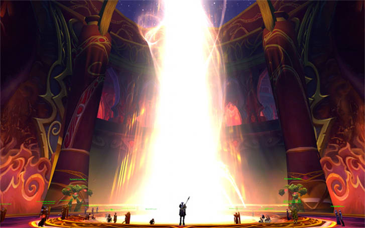 One Shots: The Purification of Quel'Delar