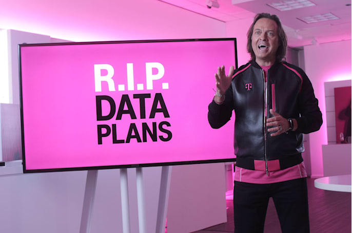 T-Mobile One is the carrier's new unlimited data plan