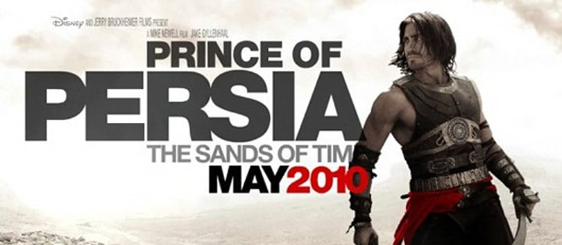Prince of Persia becomes highest grossing video game-based movie