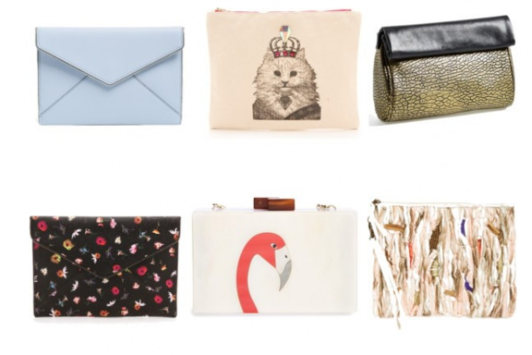 Cool clutches under $100