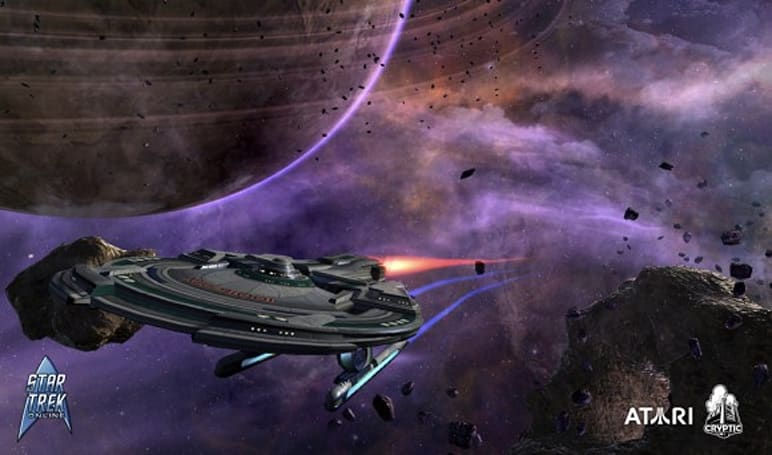 Star Trek Online executive producer Craig Zinkievich discusses ship customization