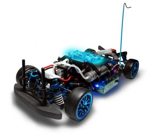 Horizon debuts H-Cell 2.0 hydrogen fuel cell system for R/C cars