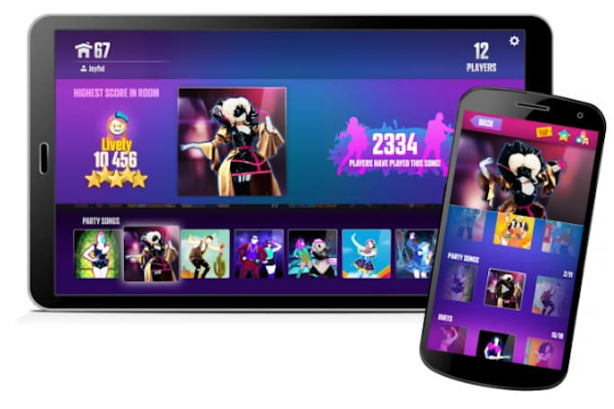 'Just Dance Now' lets anyone with a smartphone and internet connection join in to... dance