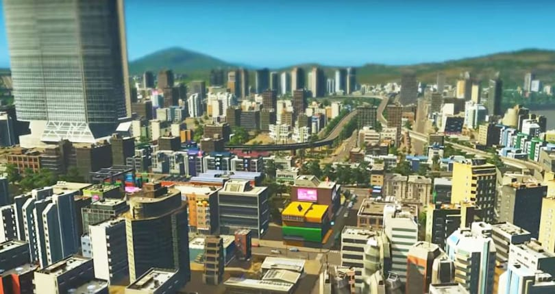 Civic-planning sim 'Cities: Skylines' is coming to Xbox One