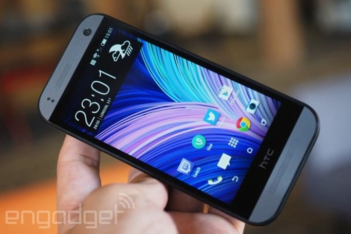 HTC doesn't see a future in 'mini' smartphones (update: it might)