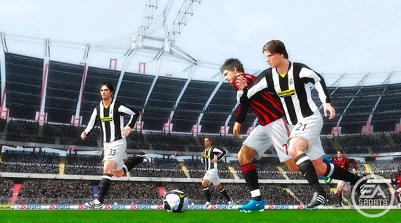 EA admits to errors in FIFA 09 online code, promises FIFA 10 fixed