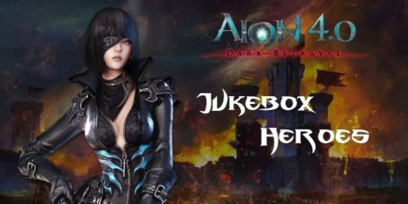 Jukebox Heroes Exclusive: Aion 4.0's soundtrack