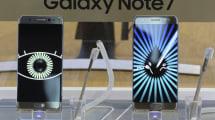 Galaxy Note 7: Samsung-Bericht erklärt Akkus zur Brandursache